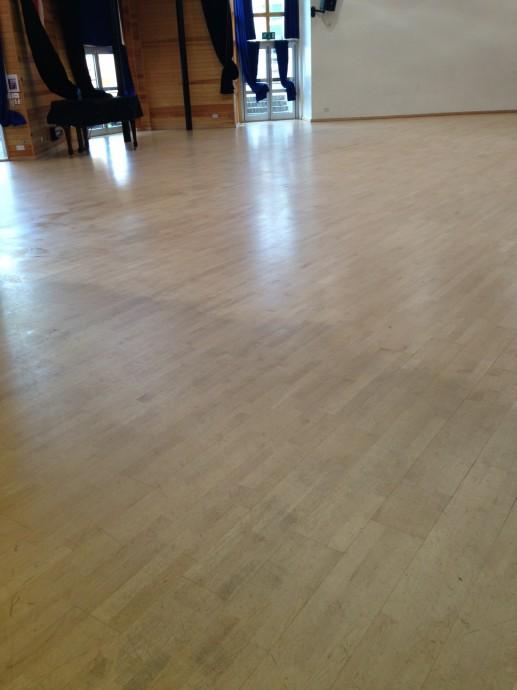School floor