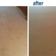 Before and After Carpet Cleaning in Leeds